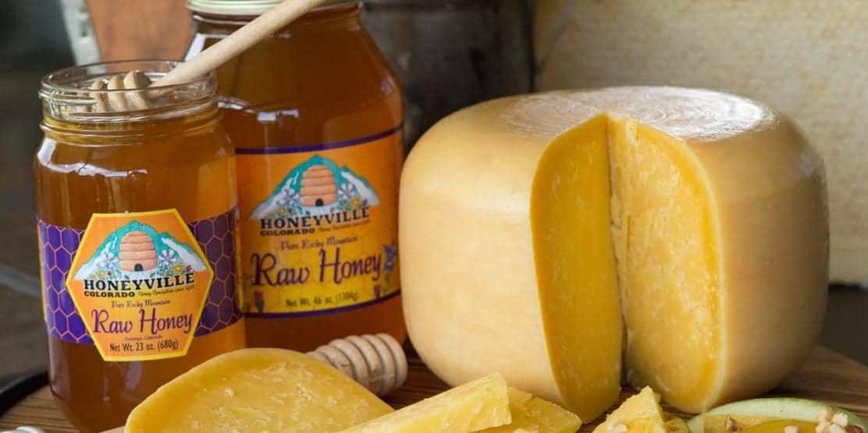 Honeyville Colorado Raw Honey