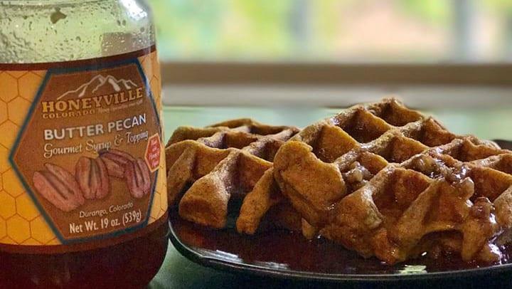 Honeyville Colorado Syrum Waffles