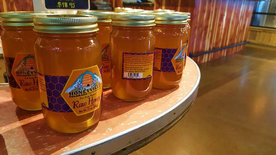 Honeyville Colorado Raw Honey