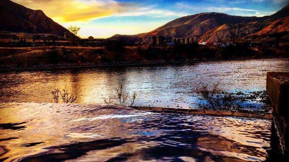 Iron Mountain Hot Springs Glenwood Springs
