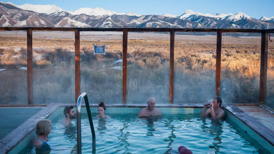 Joyful Journey Hot Springs Moffat Colorado