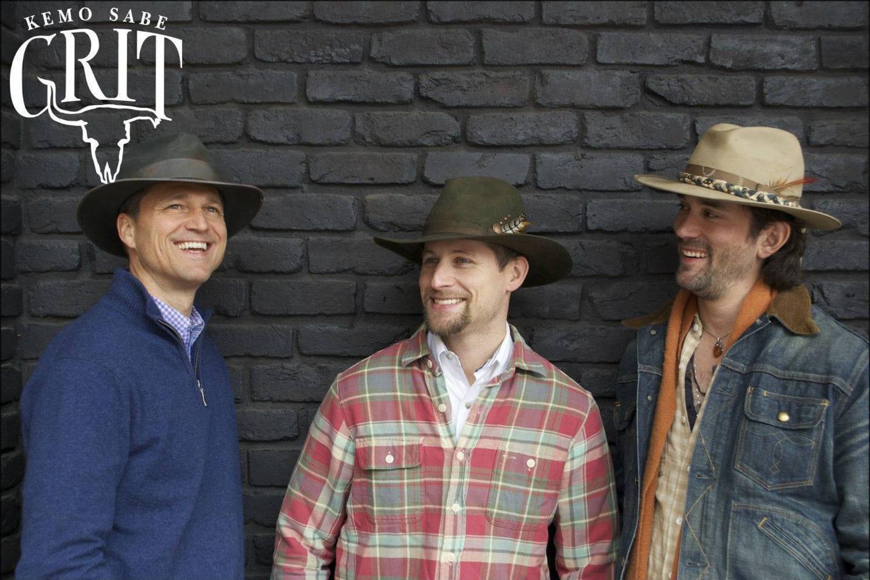 Kemo Sabe Grit Cowboy Hats