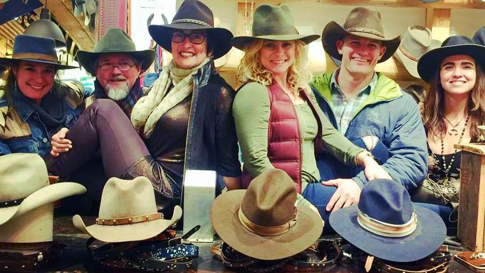 Kemo Sabe Cowboy Hats