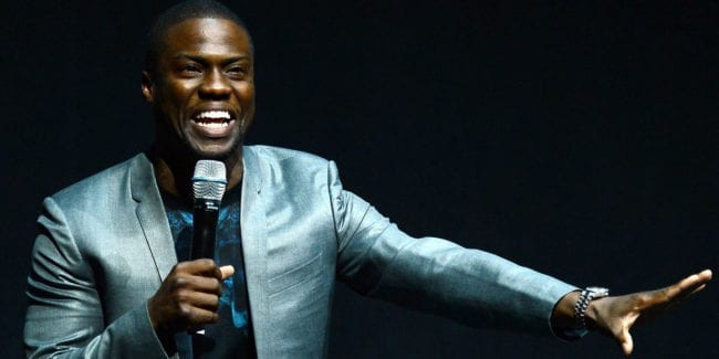 Kevin Hart Standup Comedy