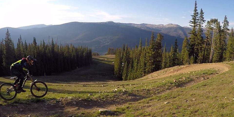 Keystone Mountain Bike Park Colorado