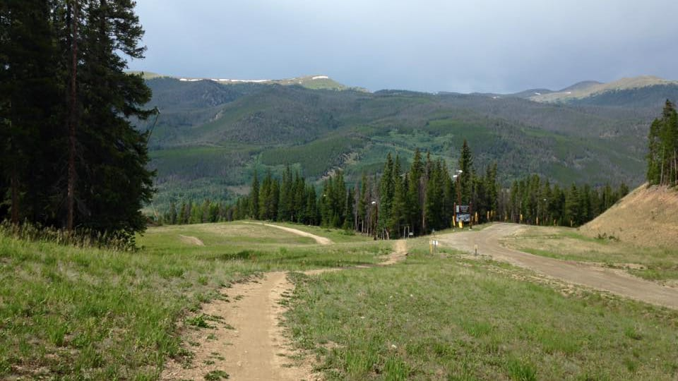 Keystone Bike Park Mountain Bike Trails