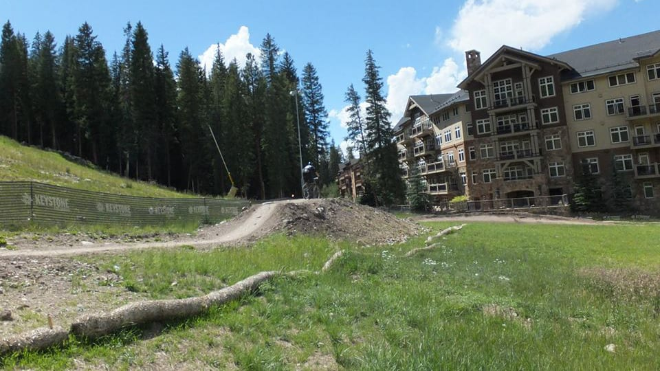 Keystone Bike Park Resort Base
