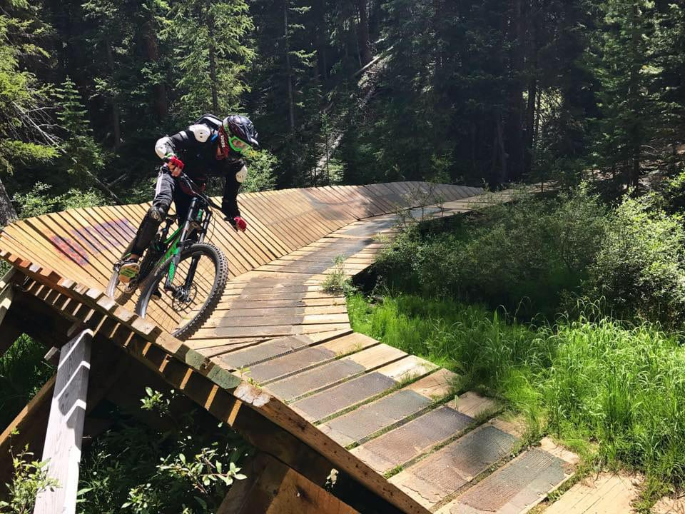 Keystone Bike Park Downhill Mountain Biking Colorado
