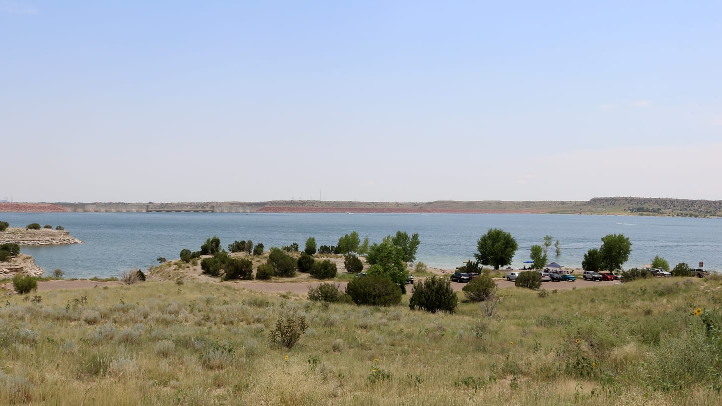 Lake Pueblo Colorado