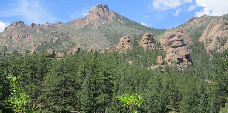 Lost Creek Scenic Area National Natural Landmark