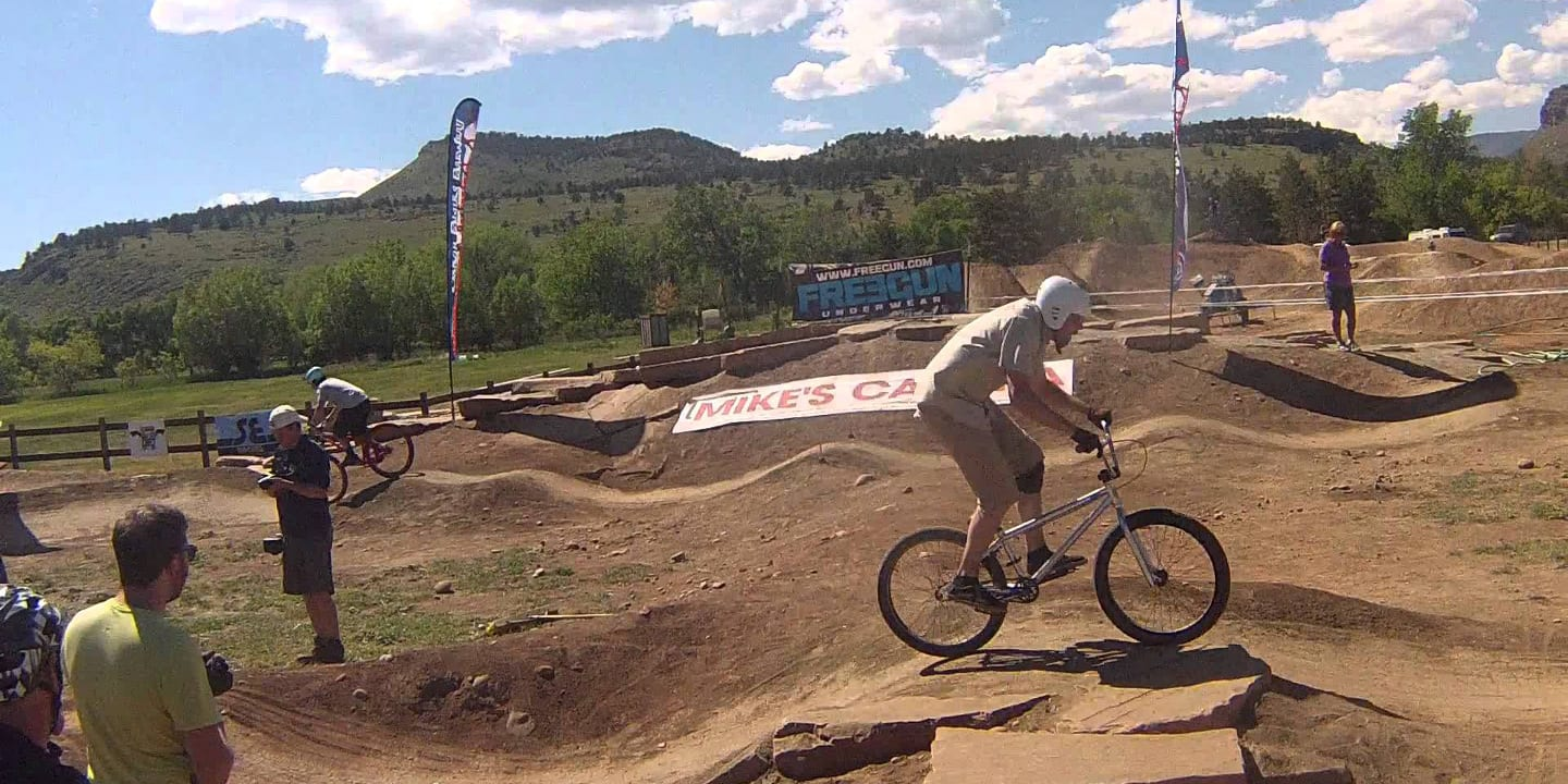 Lyons Bike Park Colorado