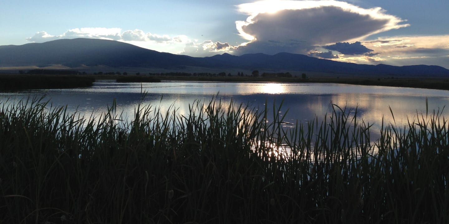 Monte Vista National Wildlife Refuge Colorado