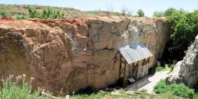 Morrison-Golden Fossil Areas National Natural Landmark