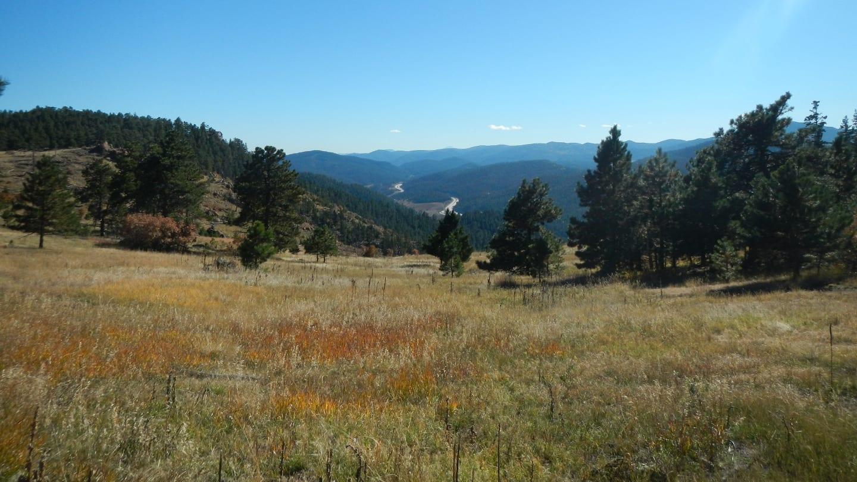 Mount Falcon Park Colorado