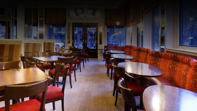 New Sheridan Hotel Chop House Restaurant