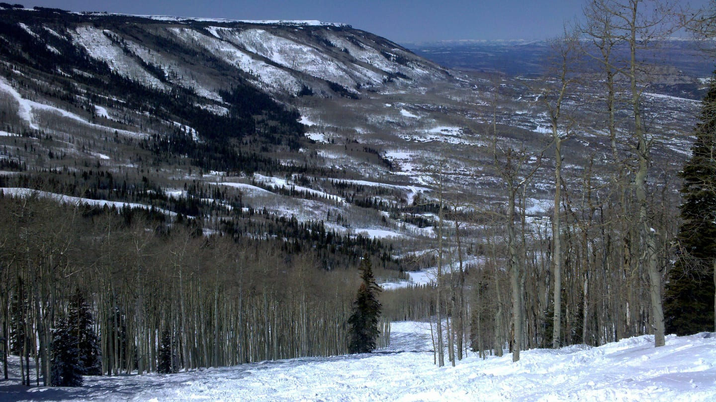 Powderhorn Mountain Resort Grand Mesa Colorado