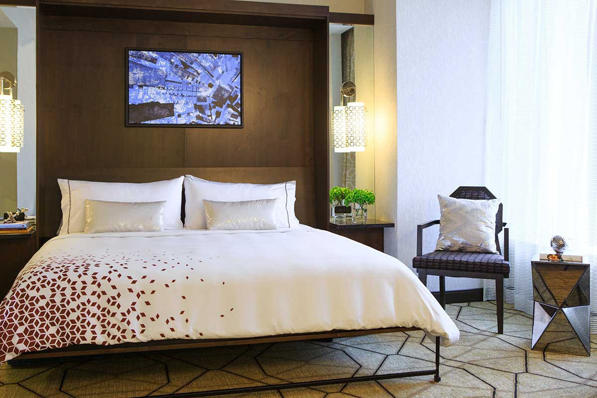 Renaissance Denver Downtown City Center Hotel King Suite