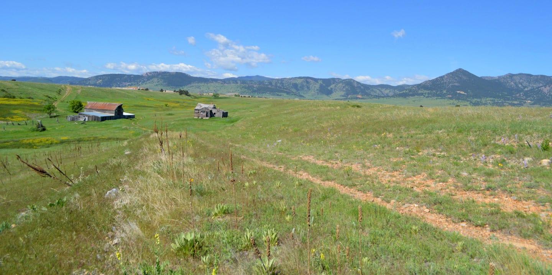 Rocky Flats National Wildlife Refuge Golden Old Homestead