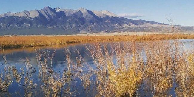 Smith Reservoir State Wildlife Area Blanca