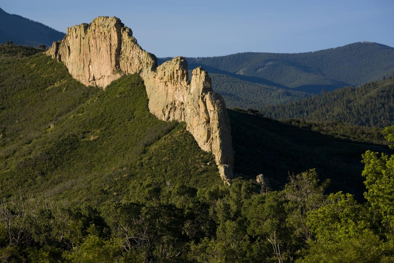 Spanish Peaks Radial Dikes Colorado