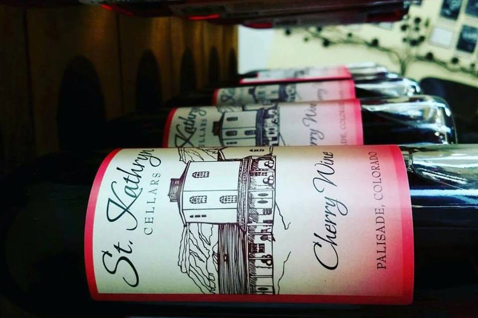 St Kathryn Cellars Cherry Wine
