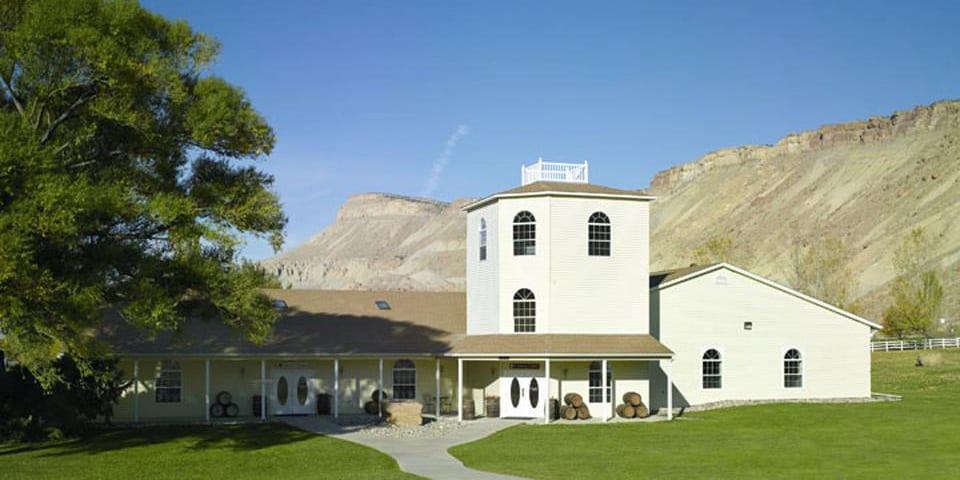 St Kathryn Cellars Palisade Colorado