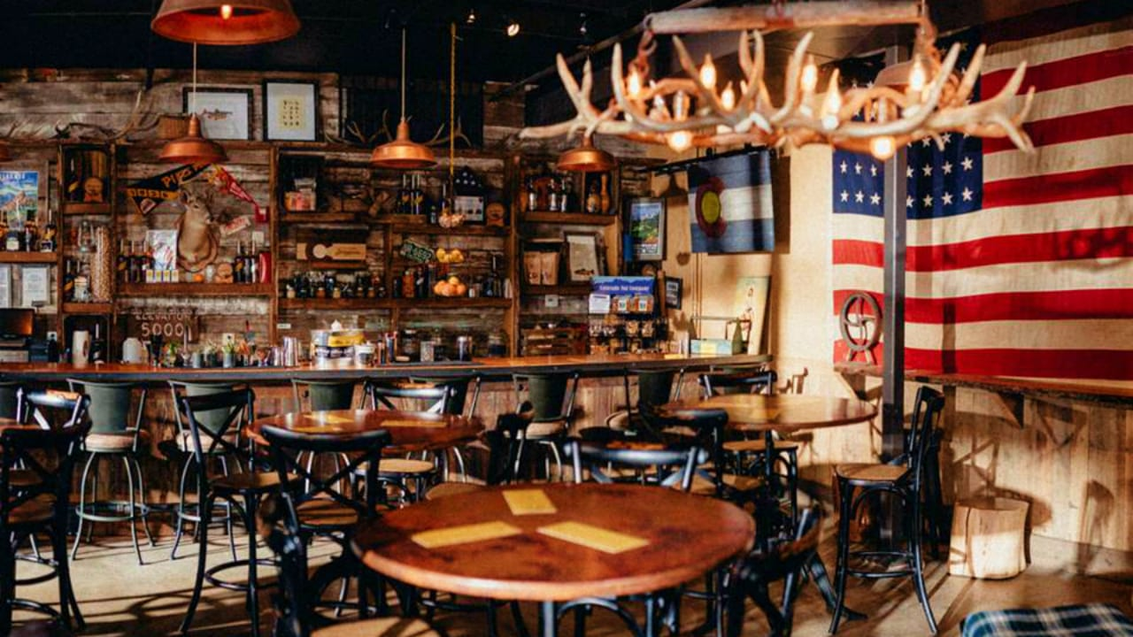 Stranahan's Colorado Whiskey Tasting Room