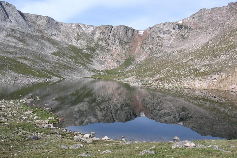 Summit Lake Park Colorado