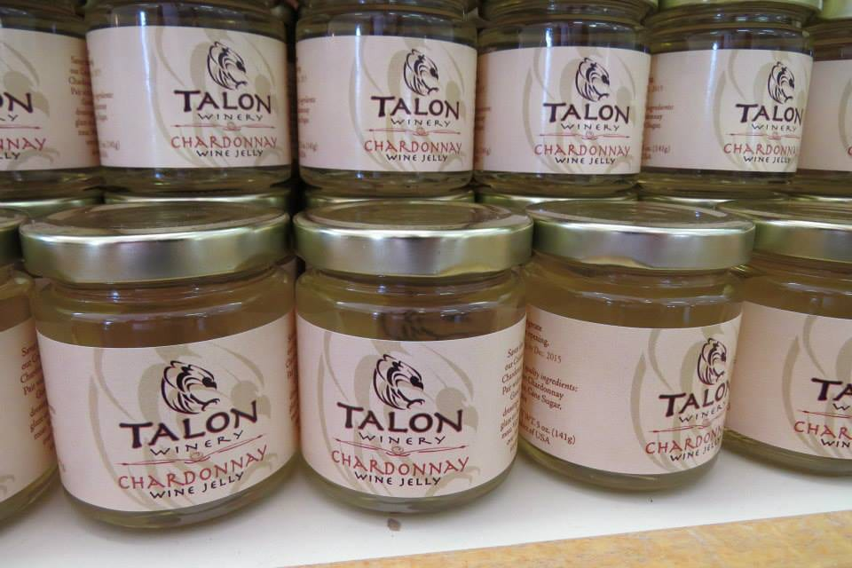 Talon Winery Chardonnay Wine Jelly