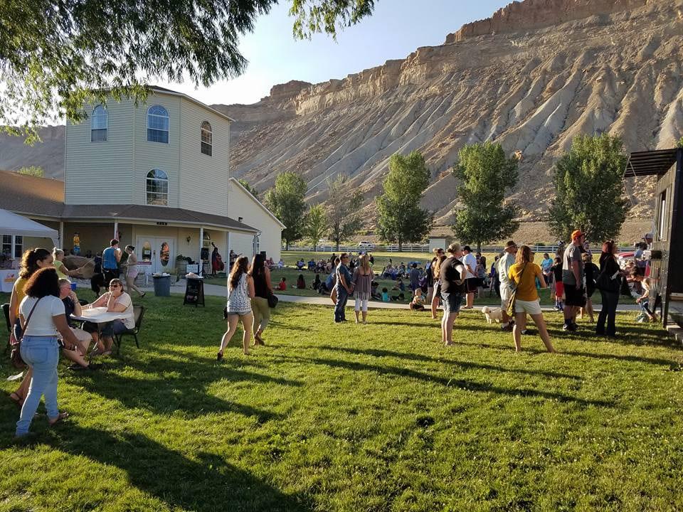 Talon Winery Summer Lawn Party