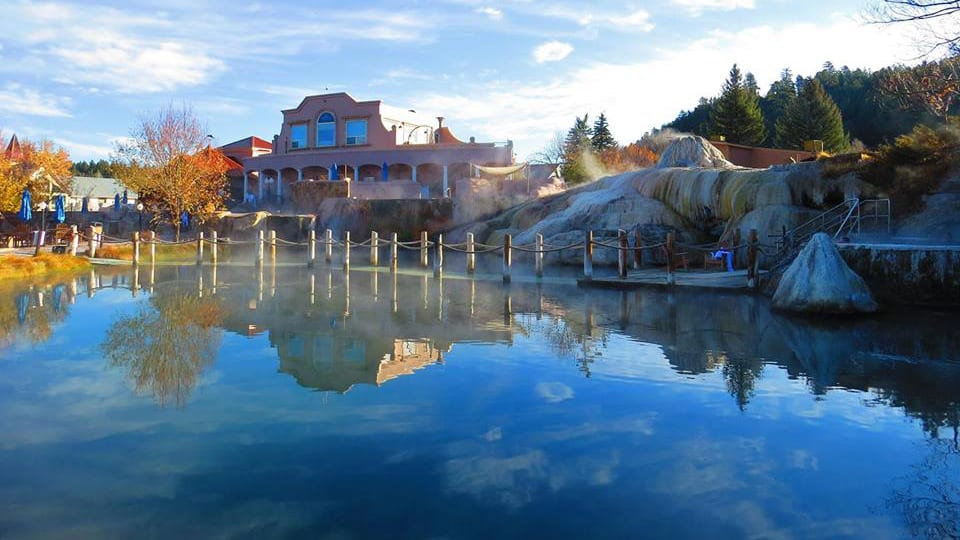 The Springs Resort Pagosa Springs Colorado