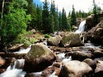 Alberta Falls Estes Park