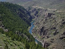 Black Canyon of the Gunnison Wilderness Area