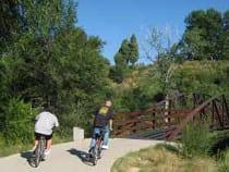 Clear Creek Recreation Trail