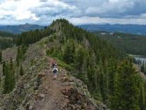 Crag Crest Recreation Trail