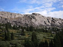 Fossil Ridge Wilderness Area