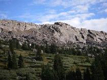 Fossil Ridge Wilderness Area