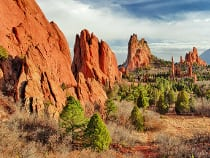 Garden of the Gods National Natural Landmarks