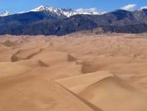 Great Sand Dunes Wilderness Area