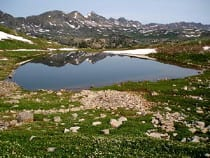 Holy Cross Wilderness Area