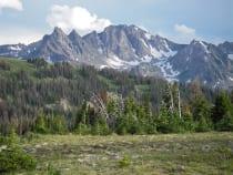 Mount Zirkel Wilderness Area