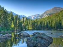 Rocky Mountain National Park Wilderness Area