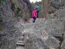 Round Mountain Recreation Trail