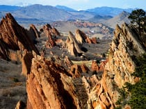 Roxborough State Park National Natural Landmark