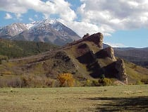Spanish Peaks National Natural Landmark