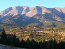 Spanish Peaks Wilderness Area