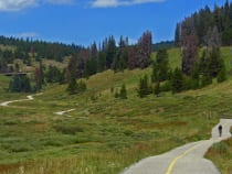 Vail Pass Recreation Trail