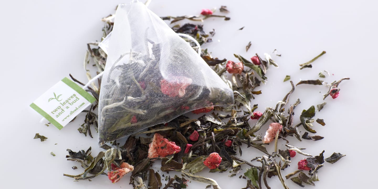 Two Leaves and Bud Acai White Tea Colorado