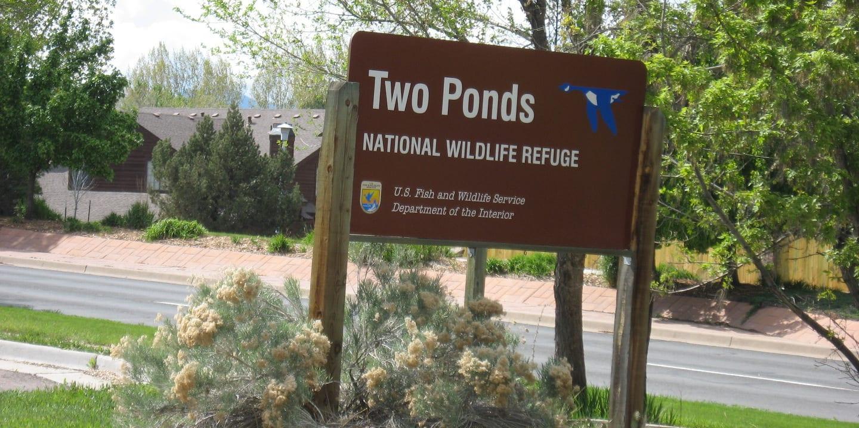 Two Ponds National Wildlife Refuge Arvada
