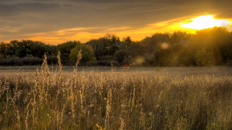 Two Ponds National Wildlife Refuge Sunshine Prairie